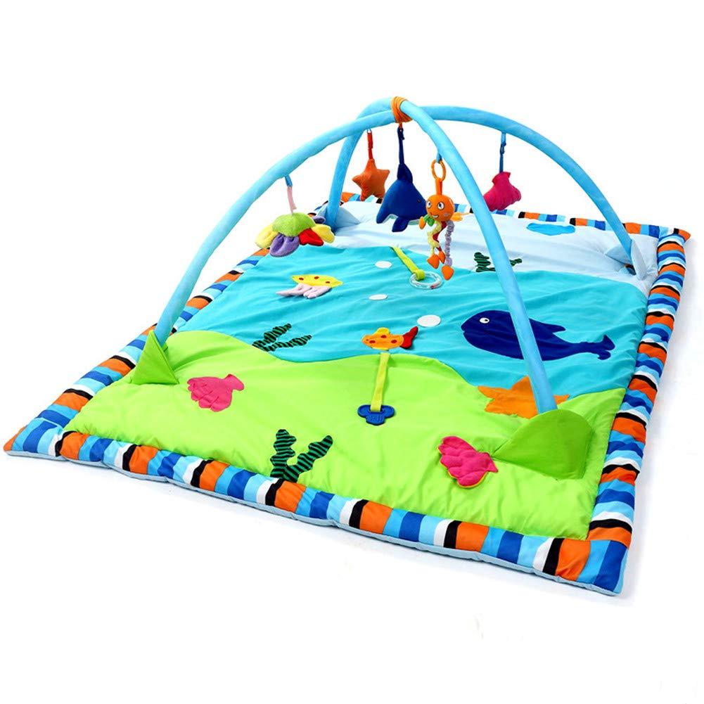 oferta de tienda Lvbeis Baby Jugar Mat Gym Activity Rug Newborn Alfombras De De De Juegos Infantiles Manta De Actividades  Envíos y devoluciones gratis.