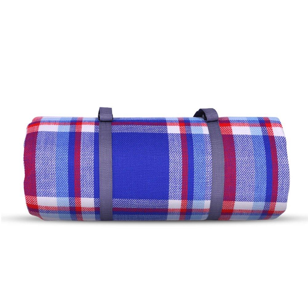 Im Freien Zelt Verdickung Wasserdicht Feuchtigkeitsdichten Pad Viele Menschen Frühling Tour Picknick-Matten 6mm Dick
