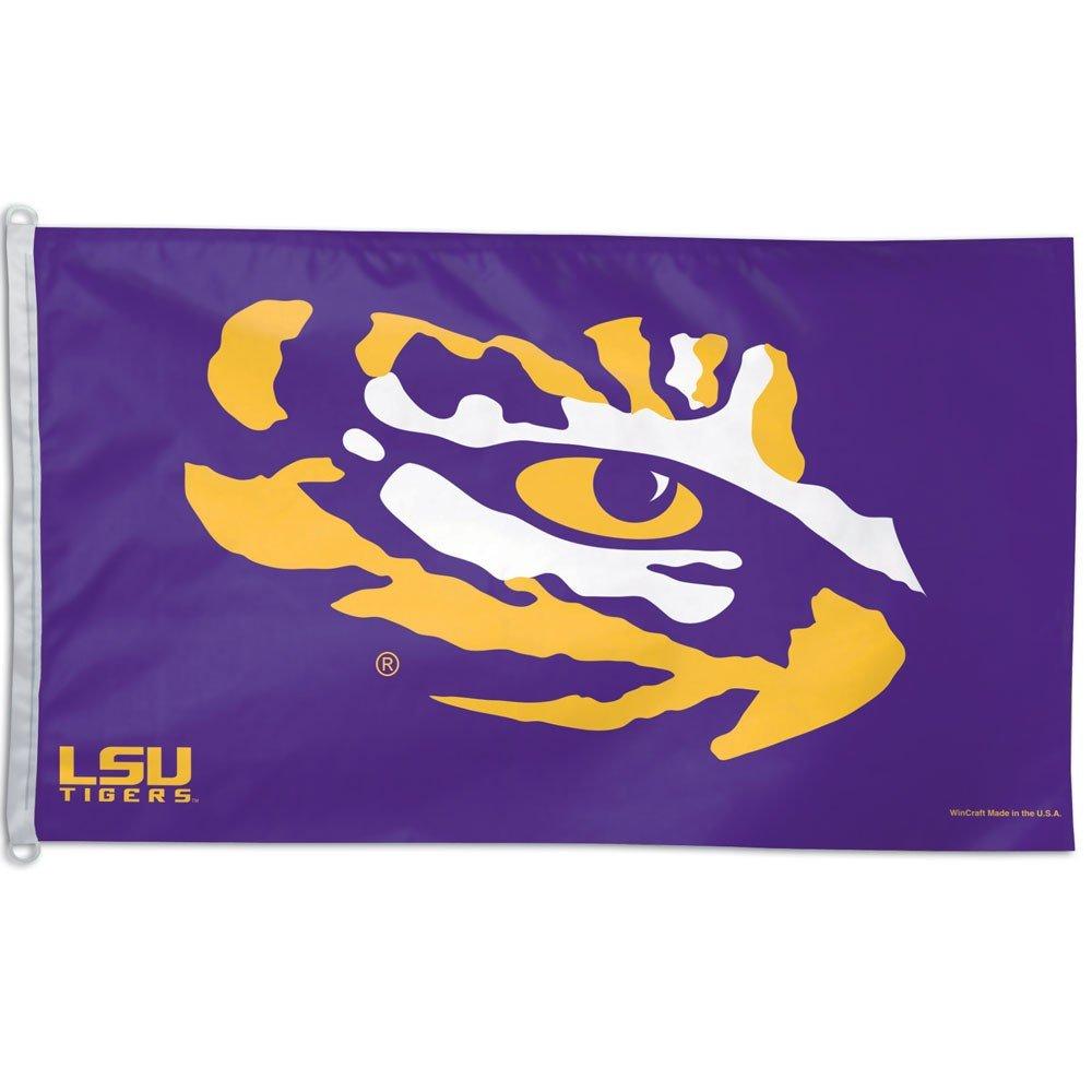 3 x 5 WinCraft NCAA Louisiana State University WCR88309012 Team Flag