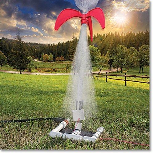 Water Bottle Rocket Nose Cone: Relationshipware DIY Launcher + StratoFins Water Rocket