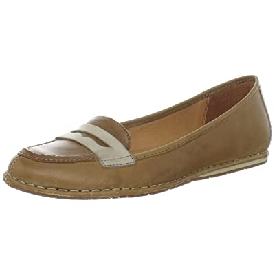 Naya Women's Debbie, Tan, 8.5 W US | Loafers & Slip-Ons