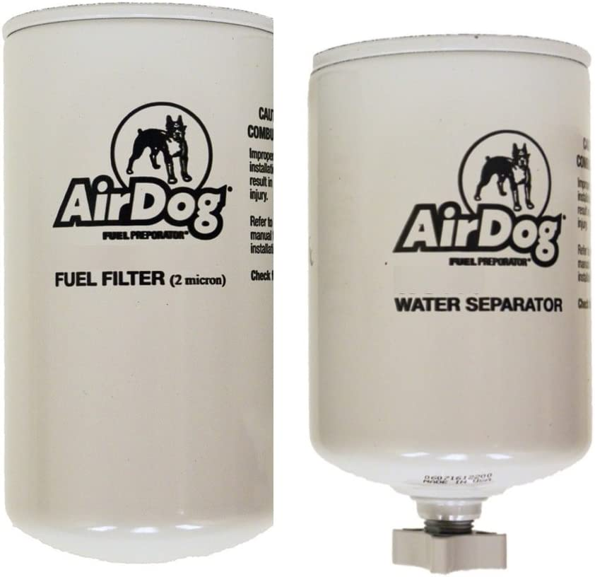 AirDog Pureflow 2 Micron Replacement Fuel Filter #FF100-2