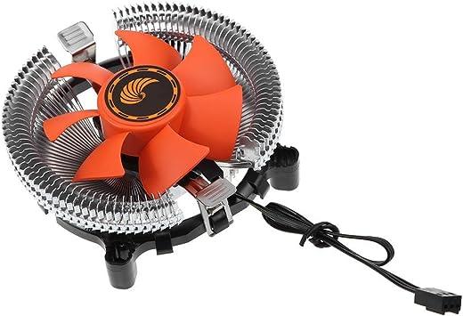 Ventilador de refrigeración para CPU de 12 V con rodamiento ...
