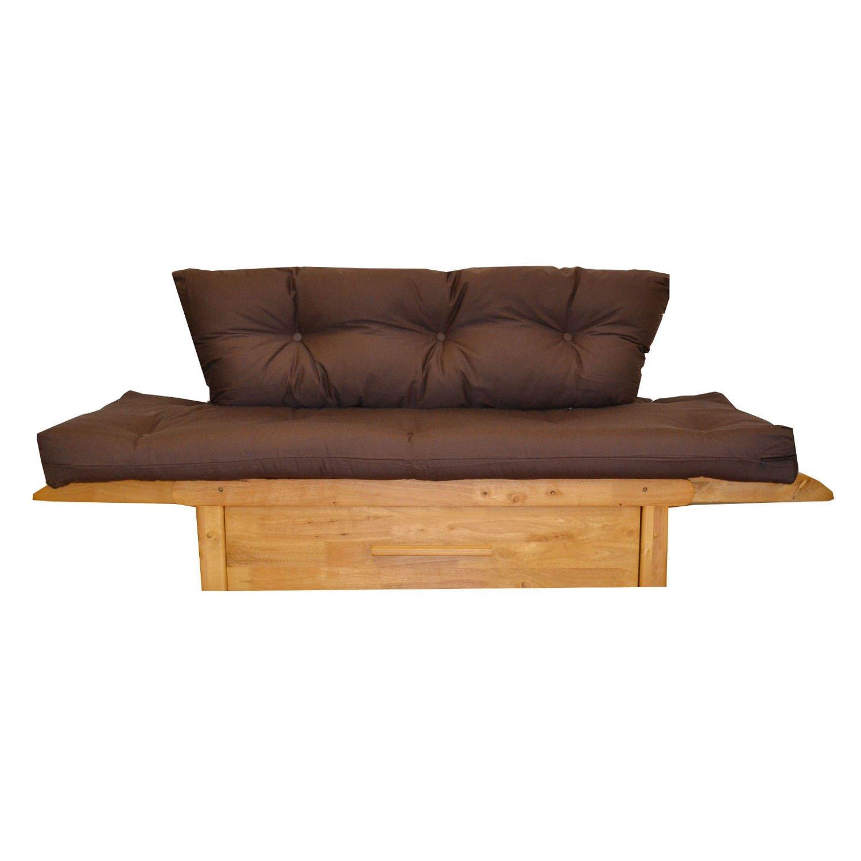 WorldStores Einzelbett mit Schubladen in natur - 2er Sofa, Bett ...