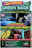 Evert Fresh Green Bags Plus Medium Bags, 10 Count