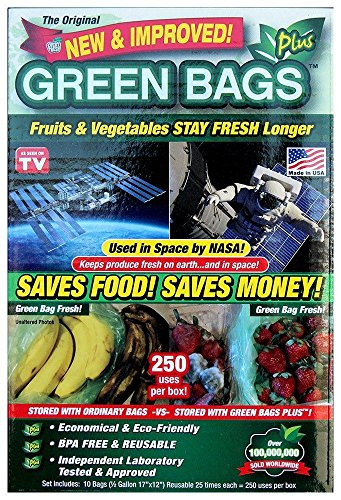green bags for fruit - 7