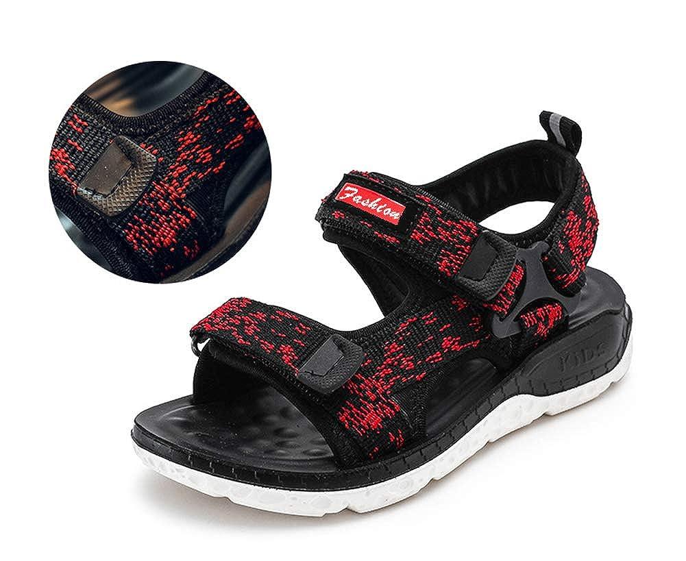 Mobnau Anti-Skid Walking Beach Summer Sandals for Kids Boys Sandles