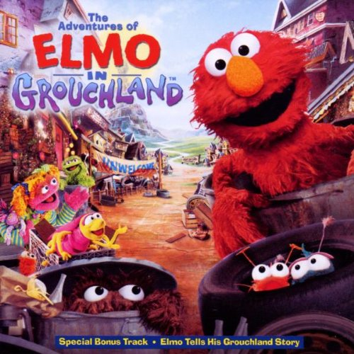 The Adventures of ELMO in GROUCHLAND - Special Bonus Track: Elmo Tells His Grouchland Story