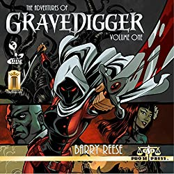 The Adventures of Gravedigger, Volume One