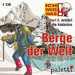 Albert E. erklärt die höchsten Berge der Welt (Ich weiß was)