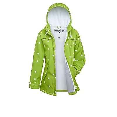 AmundsenŽs Fjell - Abrigo Impermeable - Softshell Jacket - para Mujer: Ropa y accesorios