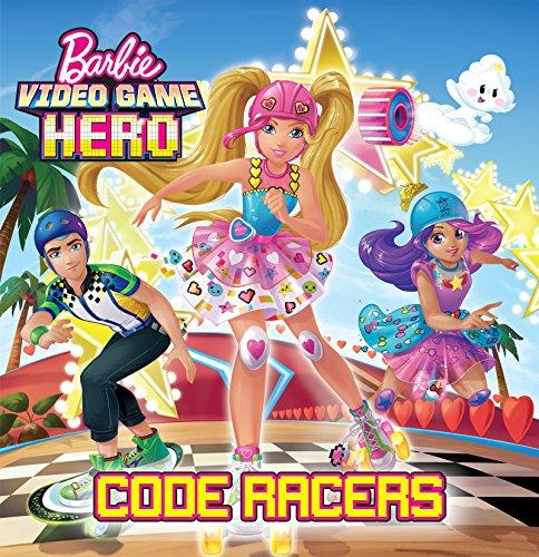 Barbie Video Game Hero Code Racers (Barbie)