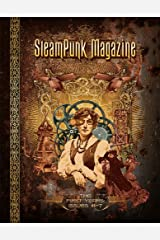 Steampunk Magazine: The First Years: Issues #1 7 Paperback