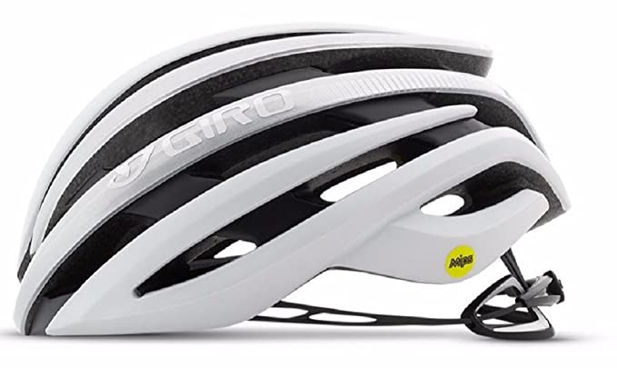 77b88094885 Amazon.com  Giro Cinder MIPS White Road Bike Helmet  Clothing