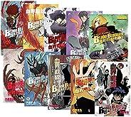 Coleção Blood Blockade Battlefront - Volume de 1 à 10