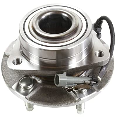 Auto Shack HB613191 Front Wheel Hub Bearing Assembly 5 Stud: Automotive