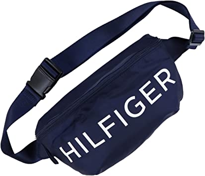Tommy Hilfiger Nylon Waist Bag (Midnight Navy): Amazon.es: Equipaje