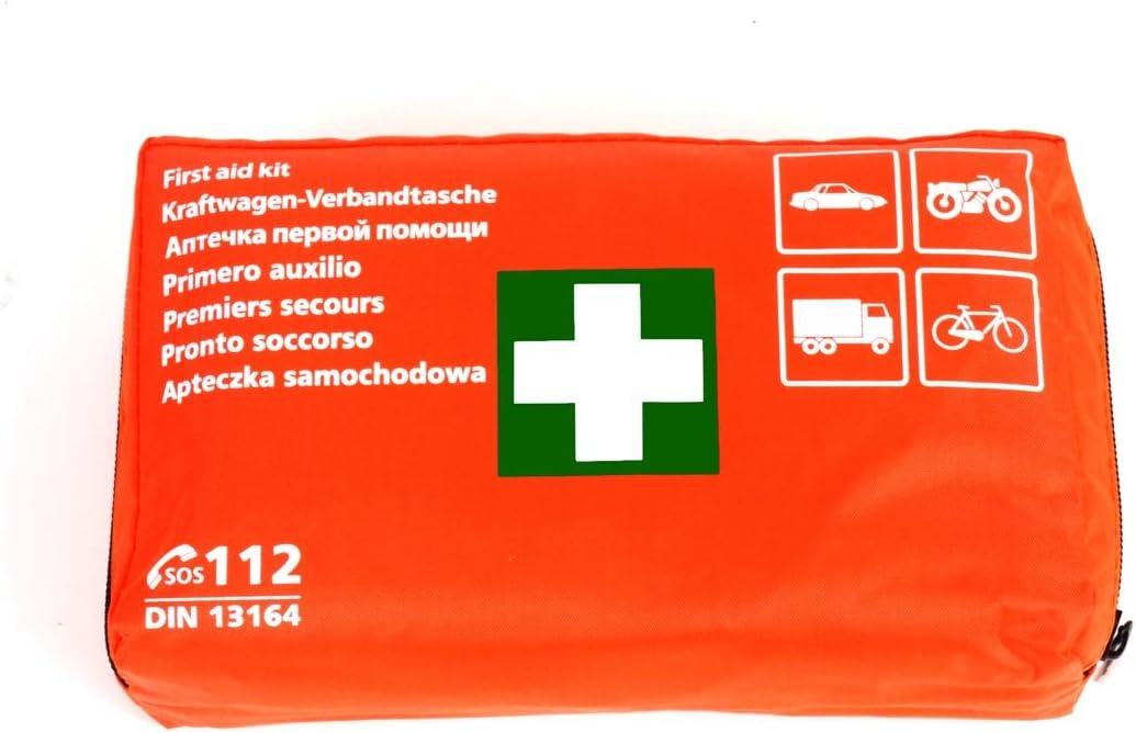 Erste Hilfe Verbandskasten Kraftwagen Verbandtasche Din 13164 Auto