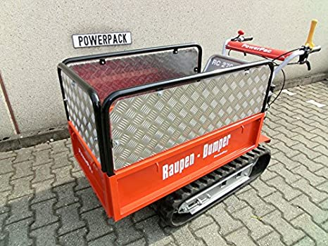 Das Original Powerpac Rde500 Elektro Akku Dumper Raupendumper Dumper 2018 Niedriger Preis