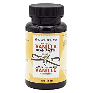 LorAnn Natural Vanilla Bean Paste, 4 ounce