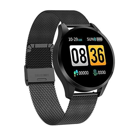 FJTYG Smart Watch Q9 Pantalla Más Grande Recordatorio De Llamada ...
