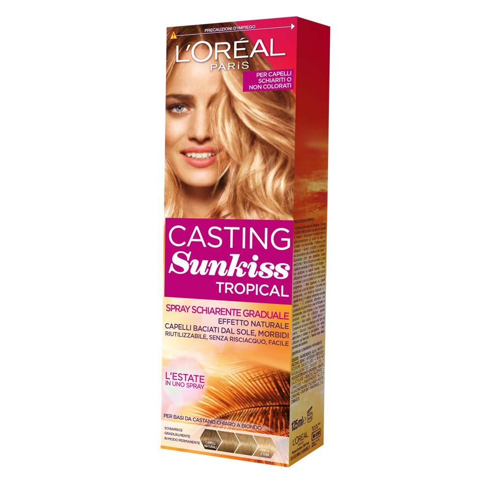 Casting sunkiss tropical spray schiarente graduale 125 ml
