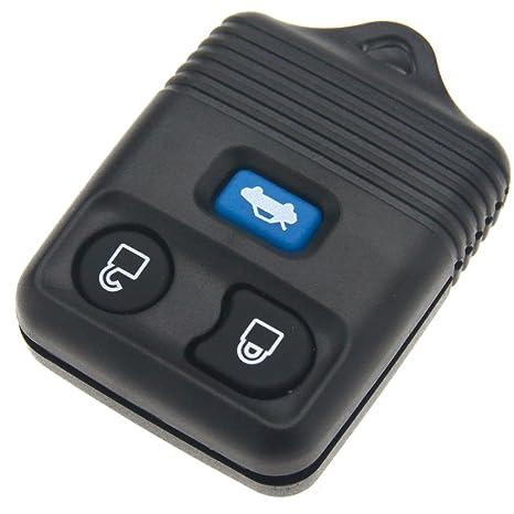 Emma De Repuesto compatible con Ford Transit Connect 3 Botón Mando a Distancia Llavero Carcasa reparación