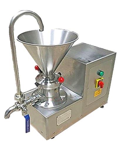 coloide molinillo máquina para mantequilla de cacahuete/Sesame chocolate/hielo crema emulgente 4.1l