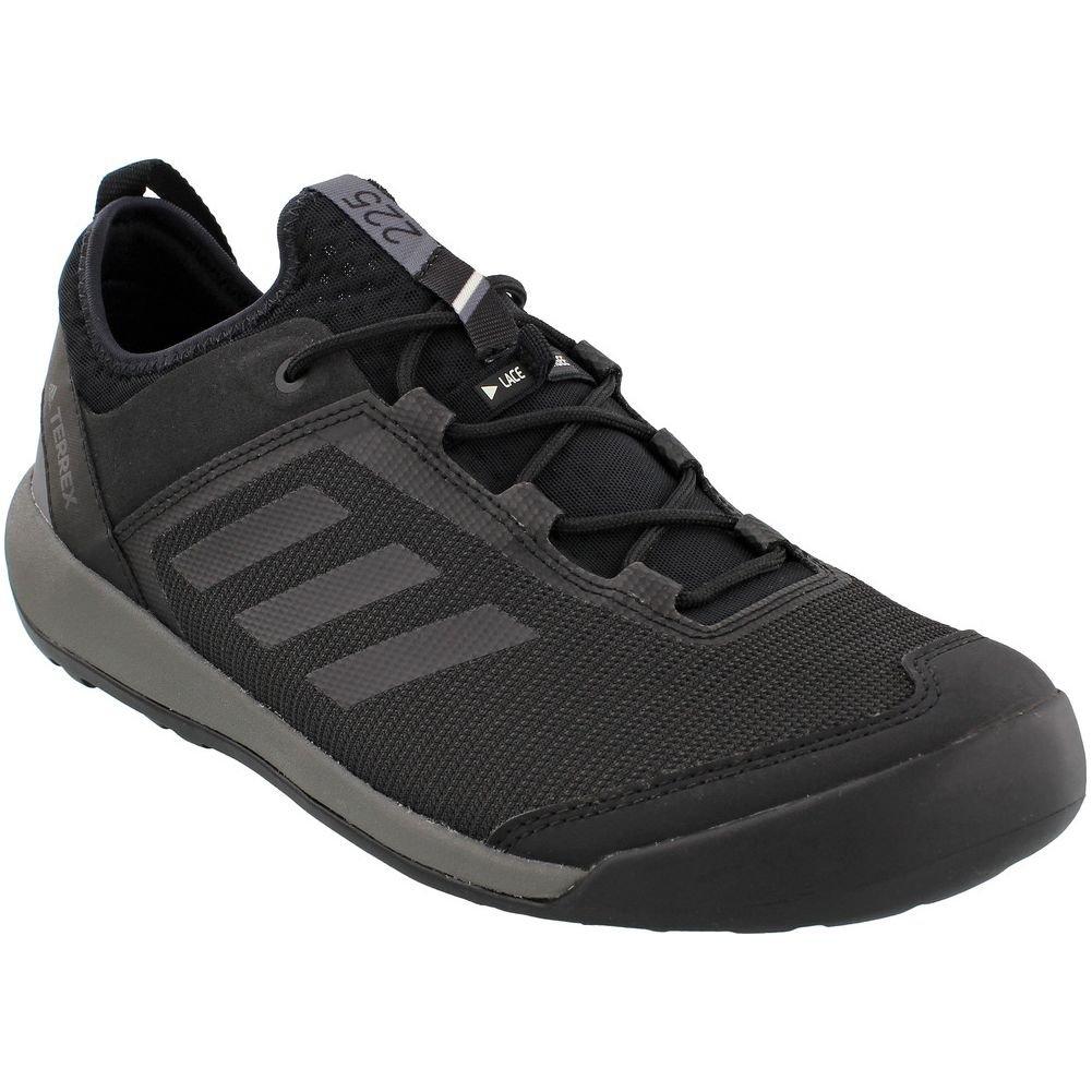 adidas outdoor Mens Terrex Swift Solo B01N30KMFH 6 D(M) US|Utility Black, Black, Grey Four