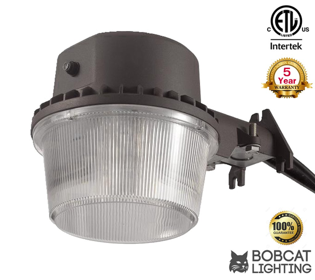 Bobcat LED Security Light 35W Outdoor LED Area Light Dusk