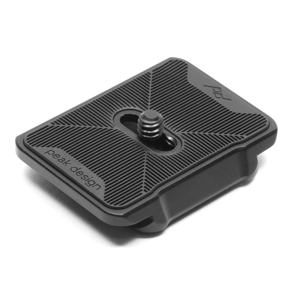 Peak Design Dual Plate V2 (for Capture Camera Clip) Also ARCA and RC2 Tripod Compatible by Peak Design