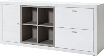 cs schmalmobel 89 156 140 21 tv mobel sideboard holz sibiu