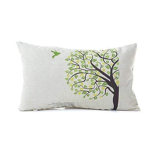 hunpta moda clásica sofá asiento cojín manta decorativa ...