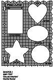 Fiskars® Gabarit Shape Cutter Mélange de formes