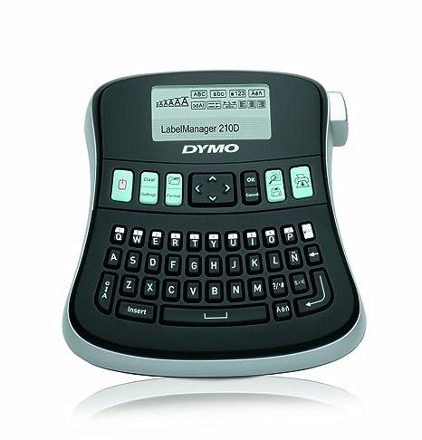 Dymo Label Manager - Impresora de etiquetas: Amazon.es: Oficina y papelería