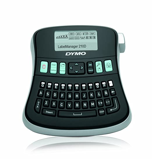 250 opinioni per DYMO LabelManager 210D Direct thermal 180 x 180DPI label printer- label printers