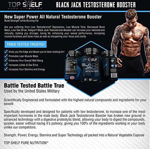 what is testosterone booster used for
