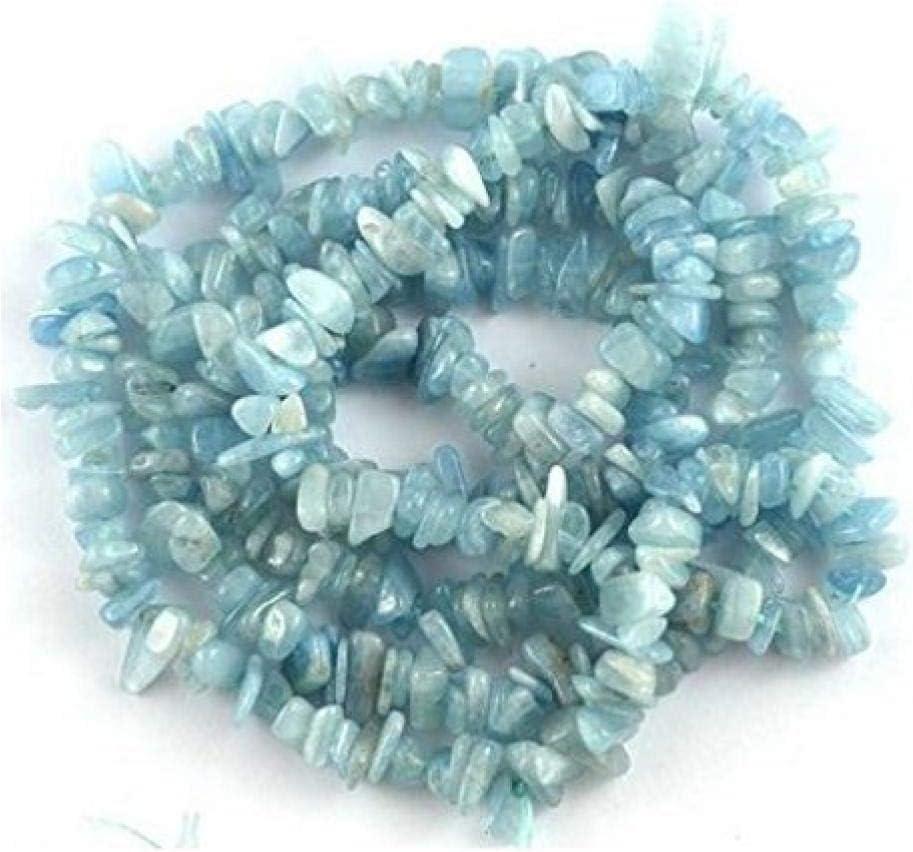 Chip Abalorios 3X6-5X10MM los granos flojos de la piedra preciosa de 36 por Nueva TOSSPER