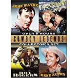 COWBOY LEGENDS COLLECTORS SET
