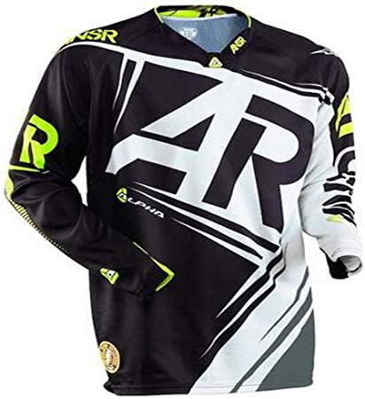 LGGJJYHMY Moto Jersey DH MX BMX Mountain Bike camisetas de ...