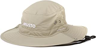 Musto Fast Dry Brimmed Hat in LIGHT STONE AL1410 - New Style