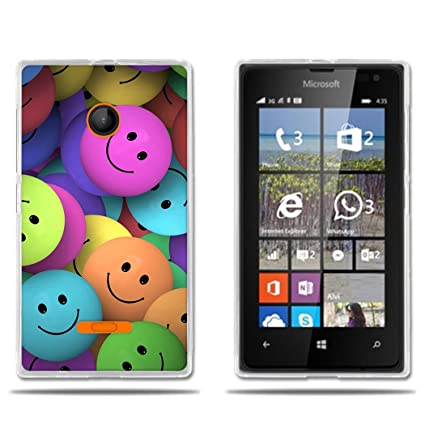 best sneakers 1c407 ad0a1 Amazon.com: Microsoft Lumia 430 Back Cover, [Lightweight][Anti ...