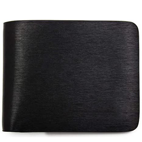 Simple Fashionable Leather Mens Wallet, Wear-Resistant Wire ...