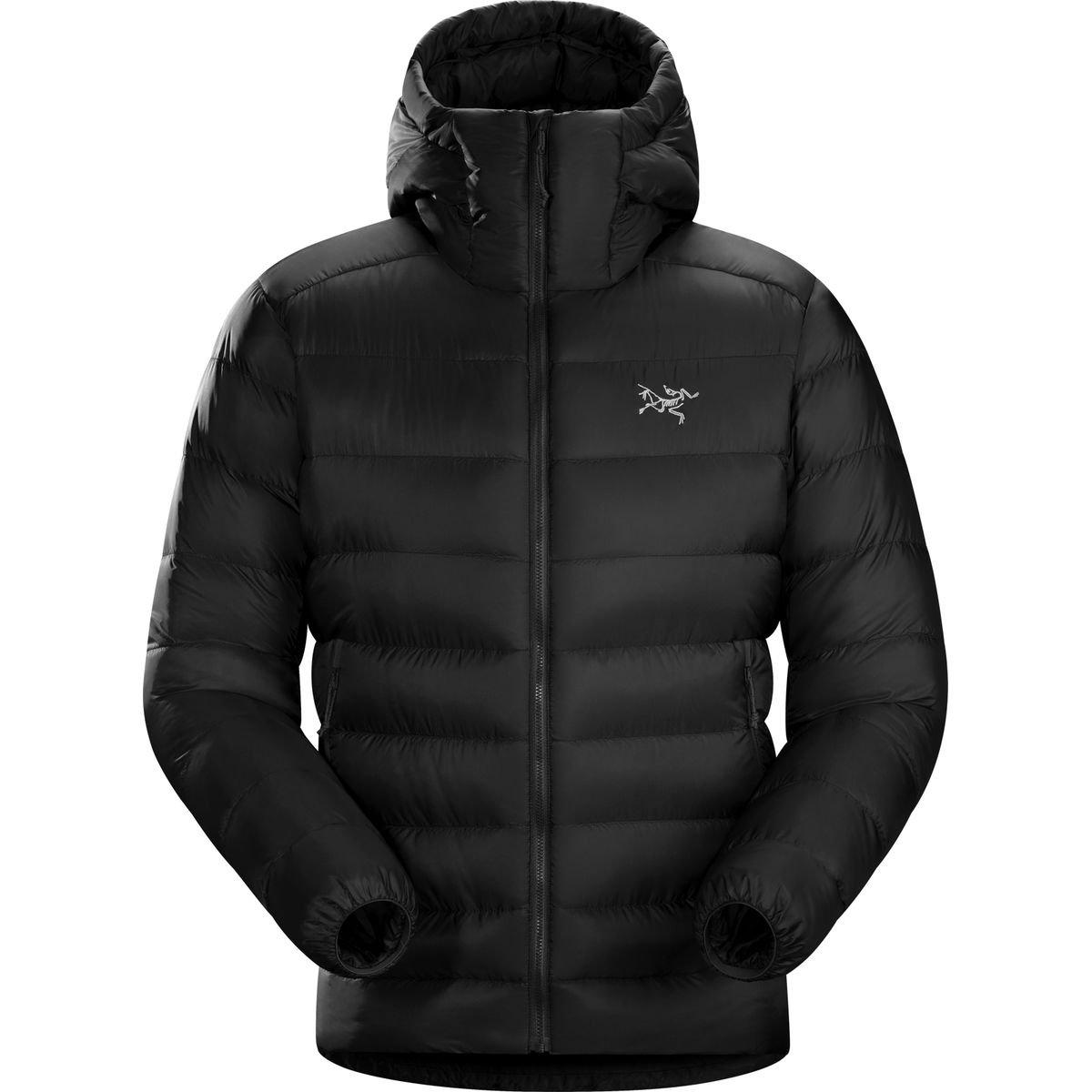 Arc ' teryxメンズCerium SV Hoody B01MRK8338 Large ブラック ブラック Large