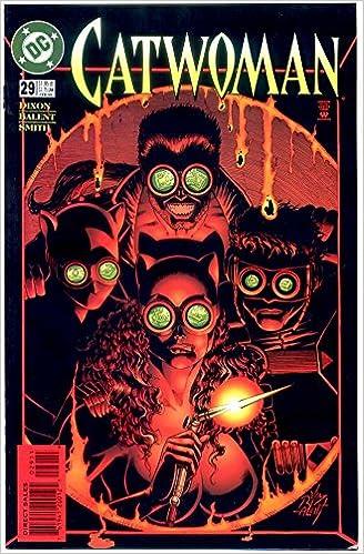 Catwoman Comic Book # 29 February 1996