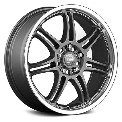 Amazon com: Momo RPM Evo Custom Wheel - Matte Anthracite