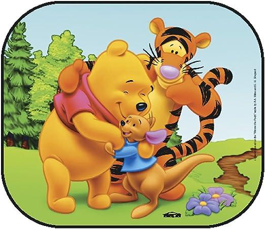 Winnie lourson et Tigrou de Voiture Pare-Soleil fen/être Avant 130/x 60/cm