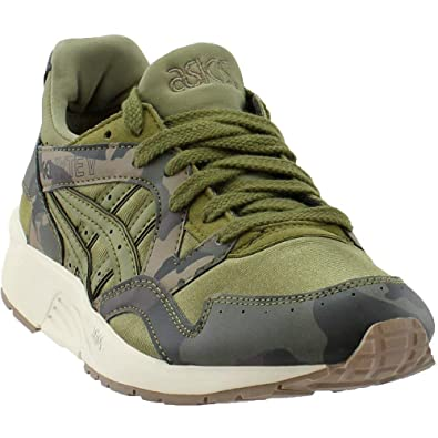 cheaper 1a0b0 34fb2 Amazon.com | ASICS Gel-Lyte V Grade School Green | Shoes