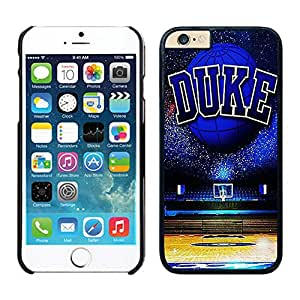 Duke Basketball iPhone 6 Black Phone Case 134
