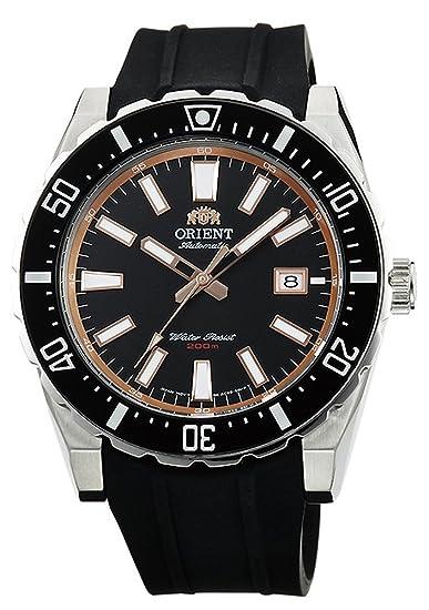 Orient buceo deportes reloj automático 200 M negro fac09003b